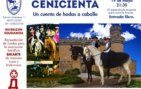 """CENICIENTA"" Club Hípico La Galea"