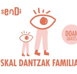 EUSKAL DANTZAK EN FAMILIA