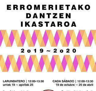 ERROMERIETAKO DANTZEN IKASTAROA 2019-2020