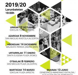 DANTZA PLAZA GETXON 2019-2020