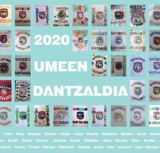 UMEEN DANTZALDIA 2020